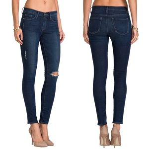 Frame Le Skinny De Jeanne Jeans Runyon Canyon 26